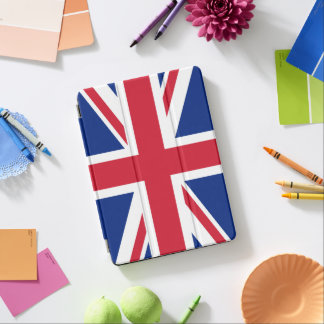 De Vlag van het Verenigd Koninkrijk het UK iPad Air Cover