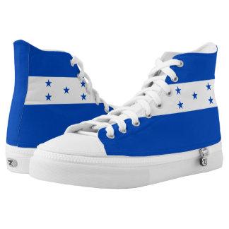 De Vlag van Honduras High Top Schoenen