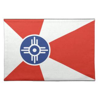 De Vlag van ICT van Wichita Placemat