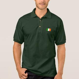 De vlag van Ierland Polo Shirt
