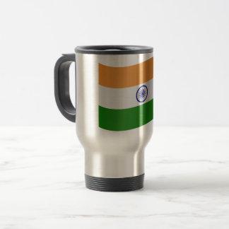 De Vlag van India Reisbeker