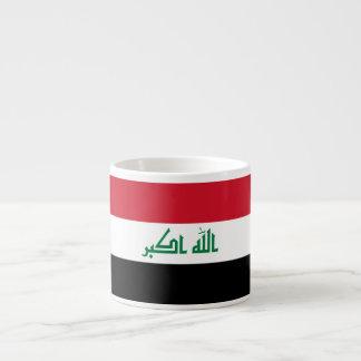 De Vlag van Irak Espresso Kop