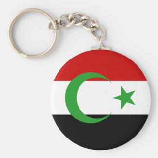 De vlag van Irak Sleutelhanger