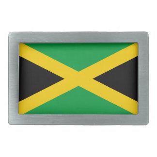De vlag van Jamaïca Gespen