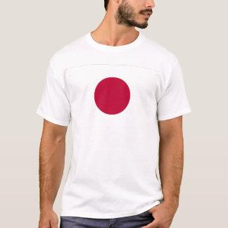 DE VLAG VAN JAPAN T SHIRT