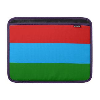 De Vlag van Karelië Beschermhoes Voor MacBook Air