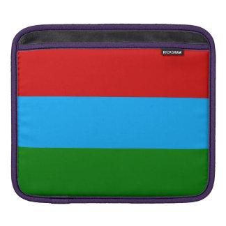 De Vlag van Karelië Sleeve Voor iPad