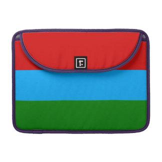 De Vlag van Karelië Sleeves Voor MacBook Pro