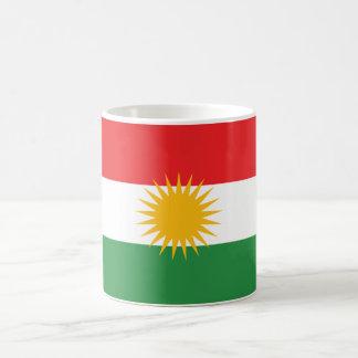 De Vlag van Koerdistan Koffiemok