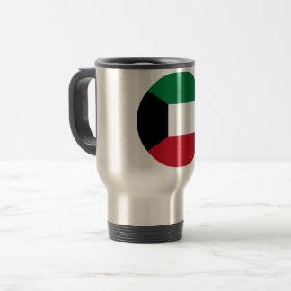 De Vlag van Koeweit Reisbeker