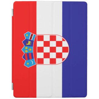 De Vlag van Kroatië iPad Cover