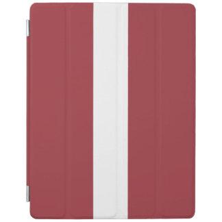 De Vlag van Letland iPad Cover
