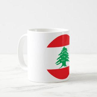 De Vlag van Libanon Koffiemok