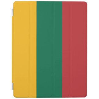 De Vlag van Litouwen iPad Cover
