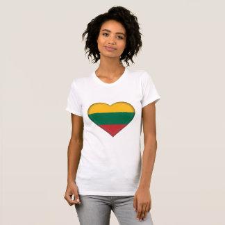 De Vlag van Litouwen T Shirt