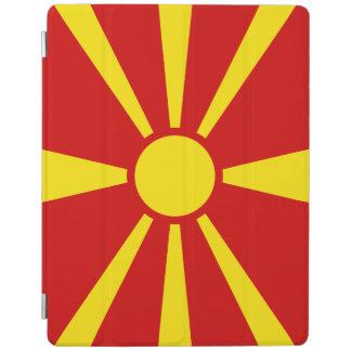 De Vlag van Macedonië iPad Cover