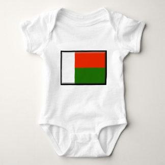 De Vlag van Madagascar Romper