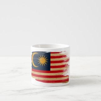 De Vlag van Maleisië Espresso Kop