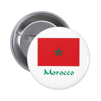 De Vlag van Marokko Speldjes