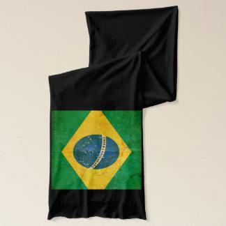 De Vlag van mod. van de Katoenen van Brazilië Sjaal