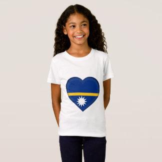 De Vlag van Nauru T Shirt