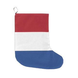 De Vlag van Nederland Grote Kerstsok