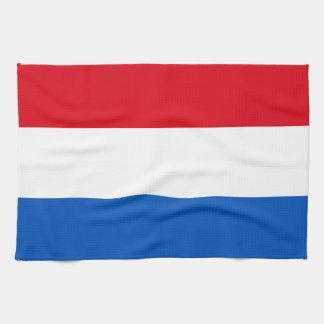 De Vlag van Nederland Holland Handdoek