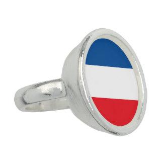 De Vlag van Nederland Ring