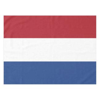 De Vlag van Nederland Tafelkleed