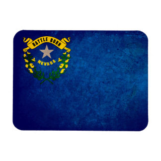 De Vlag van Nevada; Magneet