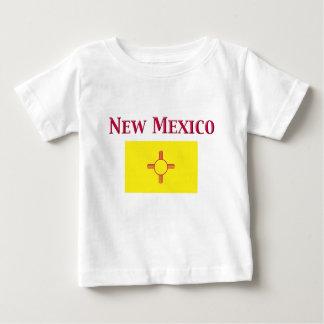 De Vlag van New Mexico T-shirts