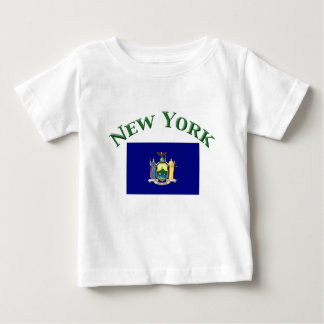 De Vlag van New York T-shirts