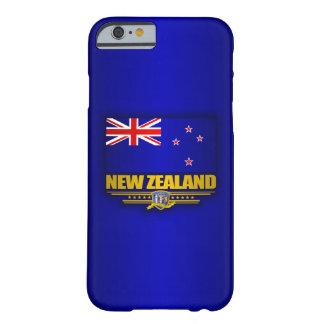 De Vlag van Nieuw Zeeland Barely There iPhone 6 Hoesje
