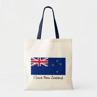 De vlag van Nieuw Zeeland Draagtas