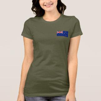 De Vlag van Nieuw Zeeland en DKT-shirt van de T Shirt