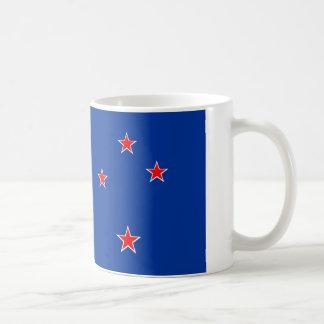De vlag van Nieuw Zeeland Koffiemok