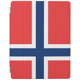 De Vlag van Noorwegen iPad Cover