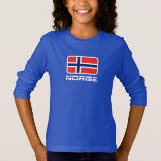De Vlag van Norge T Shirt