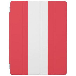 De Vlag van Oostenrijk iPad Cover