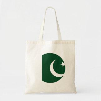 De Vlag van Pakistan Draagtas