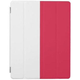 De Vlag van Polen iPad Cover