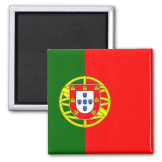 De Vlag van Portugal Magneet