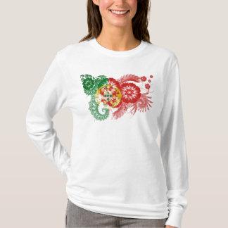 De Vlag van Portugal T Shirt
