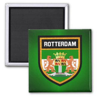 De Vlag van Rotterdam Magneet