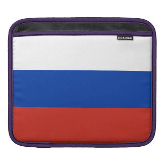 De Vlag van Rusland iPad Sleeve