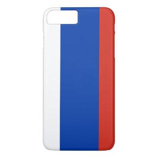 De vlag van Rusland iPhone 8/7 Plus Hoesje