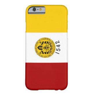 De Vlag van San Diego Barely There iPhone 6 Hoesje