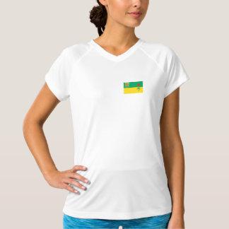 De Vlag van SASKATCHEWAN T Shirt