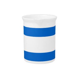 De Vlag van Shetland Pitcher