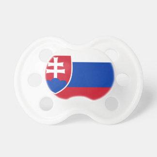 De Vlag van Slowakije Fopspeentje